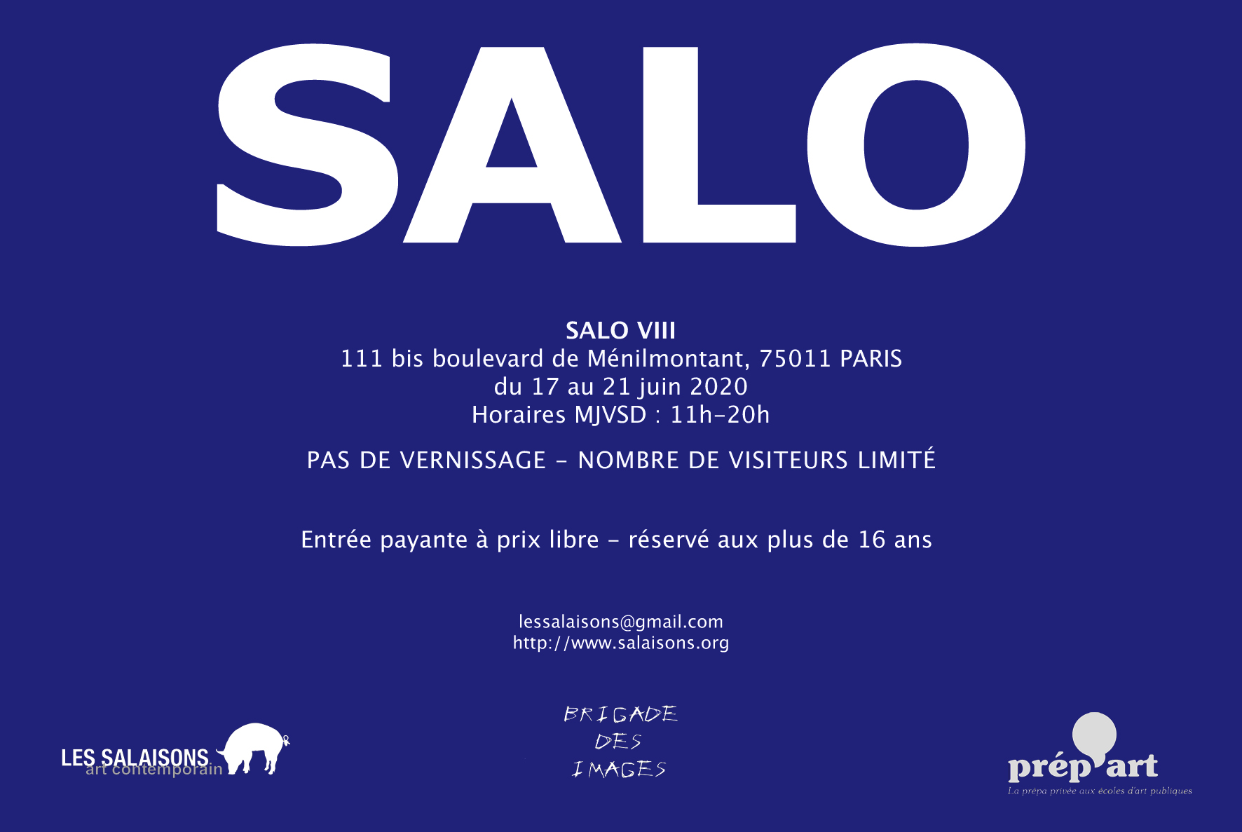 Salo VIII -Salon du dessin érotique