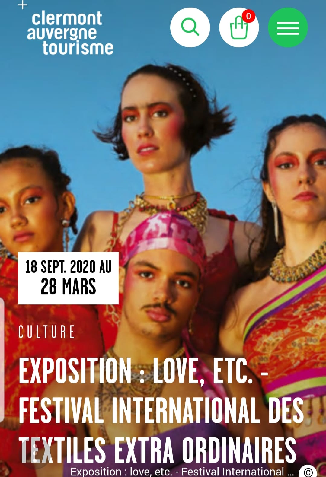 FITE exposition Love etc