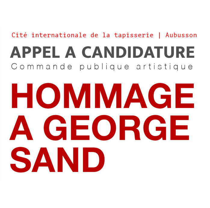 open call-hommage à george sand